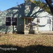 Rental info for 122 N Sedgwick in the Wichita area