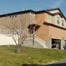Rental info for Saratoga 4 bed/3.5 bath