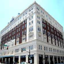 Rental info for The Henry Clay in the Central Business District area