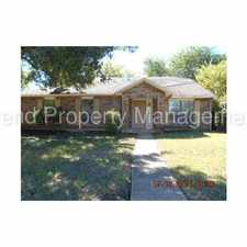 Rental info for Spacious single story 4 bedroom in Desoto in the DeSoto area