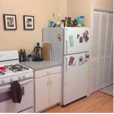 Rental info for 1665 West Wrightwood Avenue #2 in the DePaul area