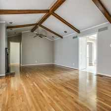 Rental info for House In Move In Condition In Dallas. Pet OK! in the Forest Court area
