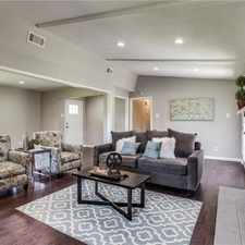 Rental info for Lovely Dallas, 3 Bed, 2.50 Bath in the Westhollow area