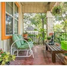 Rental info for Austin, Great Location, 2 Bedroom House. in the Govalle area