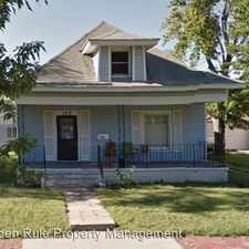 Rental info for 315 W 12th in the Hutchinson area