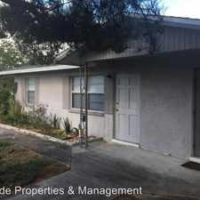 Rental info for 2456 Mercury Drive