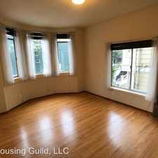 Rental info for 2476 Bush St. #4 in the San Francisco area