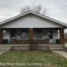 Rental info for 1250 N. Colorado Av. in the Martindale - Brightwood area
