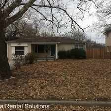 Rental info for 2926 S Washington in the Wichita area