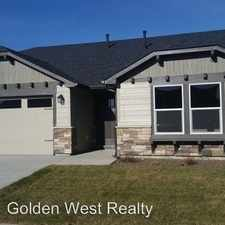 Rental info for 1290 N Tyra Ave in the Boise City area