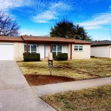Rental info for 5010 53rd in the 79413 area