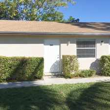 Rental info for Tricon American Homes in the Greenacres area