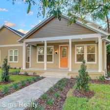 Rental info for 123 Hill Ave. - Hill Ave. in the Orlando area