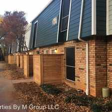 Rental info for 509 North Elm St in the Arlington area