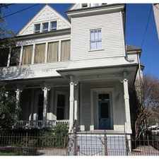 Rental info for 2301 Magazine Street #B in the Garden District area