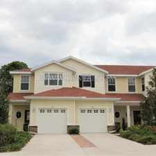 Rental info for 3Bdr North Port Townhome!