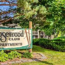 Rental info for Rosewood Club Apartments