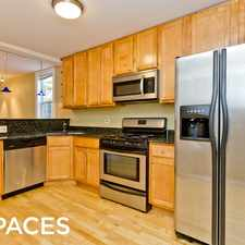 Rental info for 1057 West Fry Street #1N in the Goose Island area