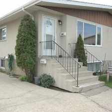 Rental info for Very Bright Main Floor Suite in Northeast Edmonton just off Victoria Trail in the Belmont area