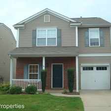 Rental info for 969 Willow Creek Dr