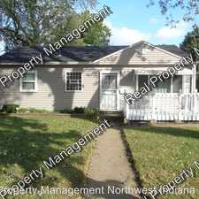 Rental info for 1677 - 175th Street in the Hammond area