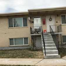 Rental info for Nice Unit With Side By Side Refrigerator And Ne...