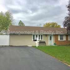 Rental info for Orland Park Remodeled 3 Bedroom Home