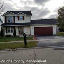 Rental info for 3626 Shannon Ct in the Plainfield area