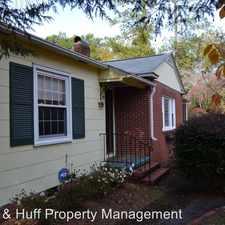 Rental info for 533 Pearl Street in the Fayetteville area