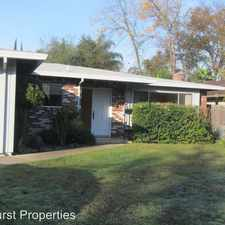 Rental info for 3141 Kaiser Wy in the 95821 area