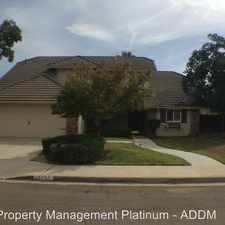 Rental info for 2137 E. Christopher in the Fresno area