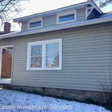 Rental info for 3716 S 10th St