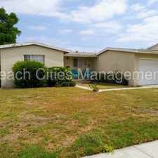Rental info for East Side Long Beach, Los Altos House for Lease! in the Long Beach area