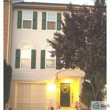 Rental info for Beautiful & Spacious Inside! Conveniently located minutes from I-95 & Stonebridge Towne Center