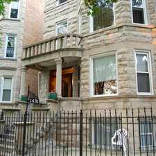 Rental info for 1431 North Washtenaw Avenue #1 in the Humboldt Park area
