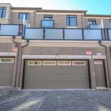 Rental info for 349 William Graham Drive in the Aurora area