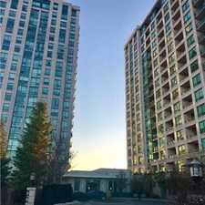Rental info for 88 Promenade Circle #909 in the Vaughan area