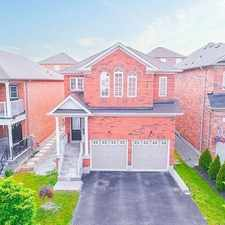Rental info for 103 Hawkes Drive in the Vaughan area