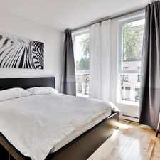Rental info for 3557 Avenue Coloniale in the Plateau-Mont-Royal area