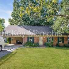 Rental info for 3267 Magevney Street Memphis TN 38128 in the Raleigh-Ridge Park area