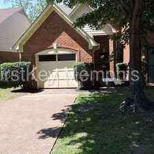 Rental info for 3541 Bishops Gate Drive in the Memphis area