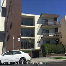 Rental info for 516 S. Kenmore Ave. in the Los Angeles area