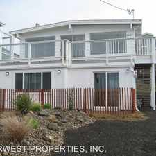 Rental info for 5218 NW JETTY AVE