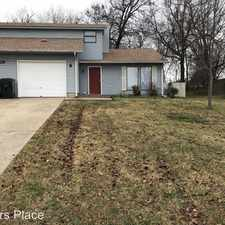 Rental info for 641 Earthside Circle in the Claremore area