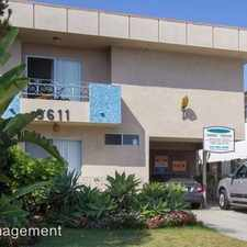 Rental info for 3611 Mentone Ave. in the Palms area