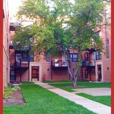 Rental info for 5228 N Campbell Ave in the Lincoln Square area