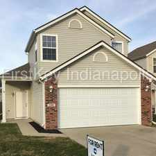 Rental info for 138 Village Green Drive Indianapolis IN 46227 in the North Perry area