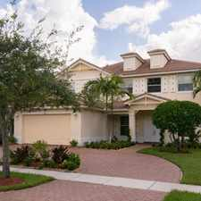 Rental info for 102 Palm Beach Plantation Boulevard in the West Palm Beach area