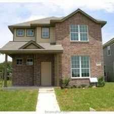 Rental info for 2929 Mclaren Drive in the College Station area