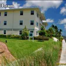 Rental info for Two Bedroom In North Palm Beach in the West Palm Beach area